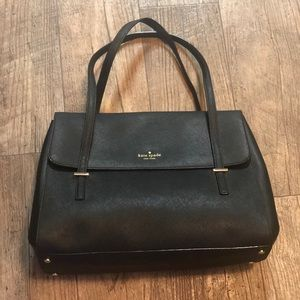 Kate Spade Purse (black)